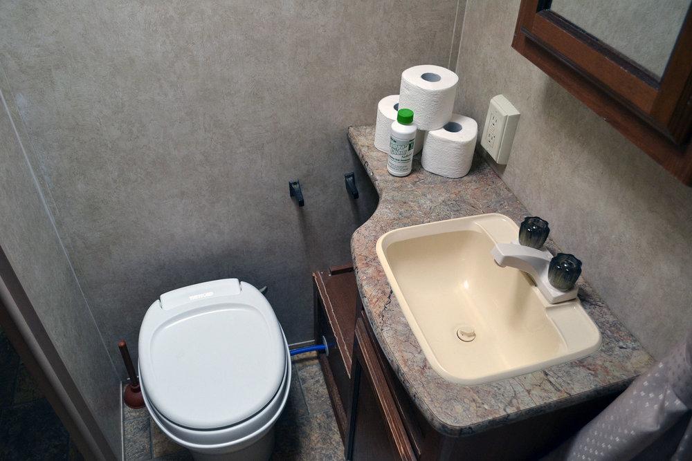 Salem Bathroom