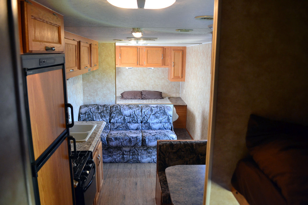 Interior Coachman Rental