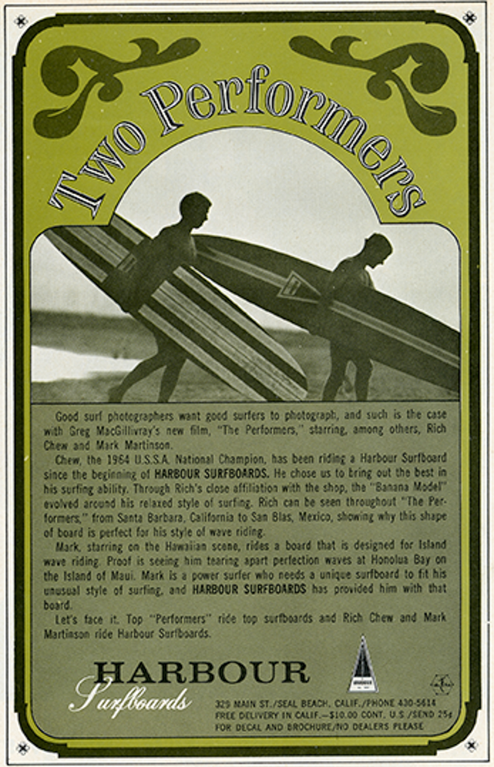 SURFER MAG 1965 JULY VOL6