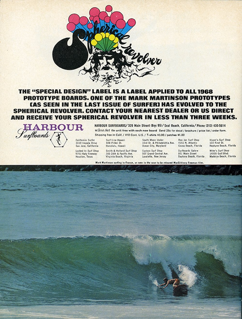 SURFER MAG 1969 JAN VOL10