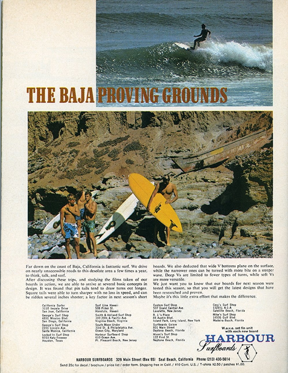 SURFER MAG 1968 NOV VOL9