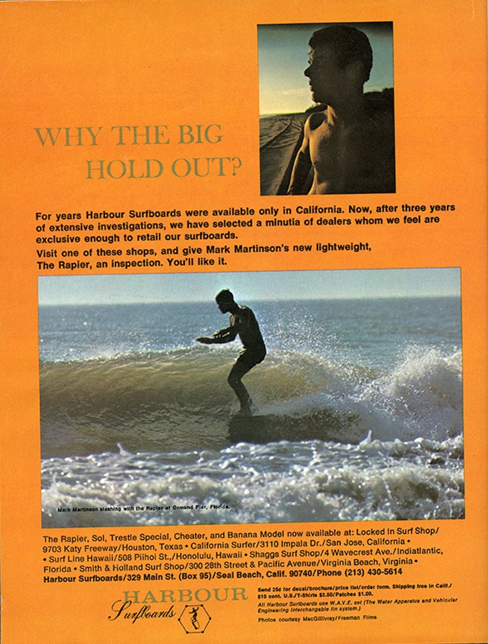 SURFER MAG 1968 MAY VOL9