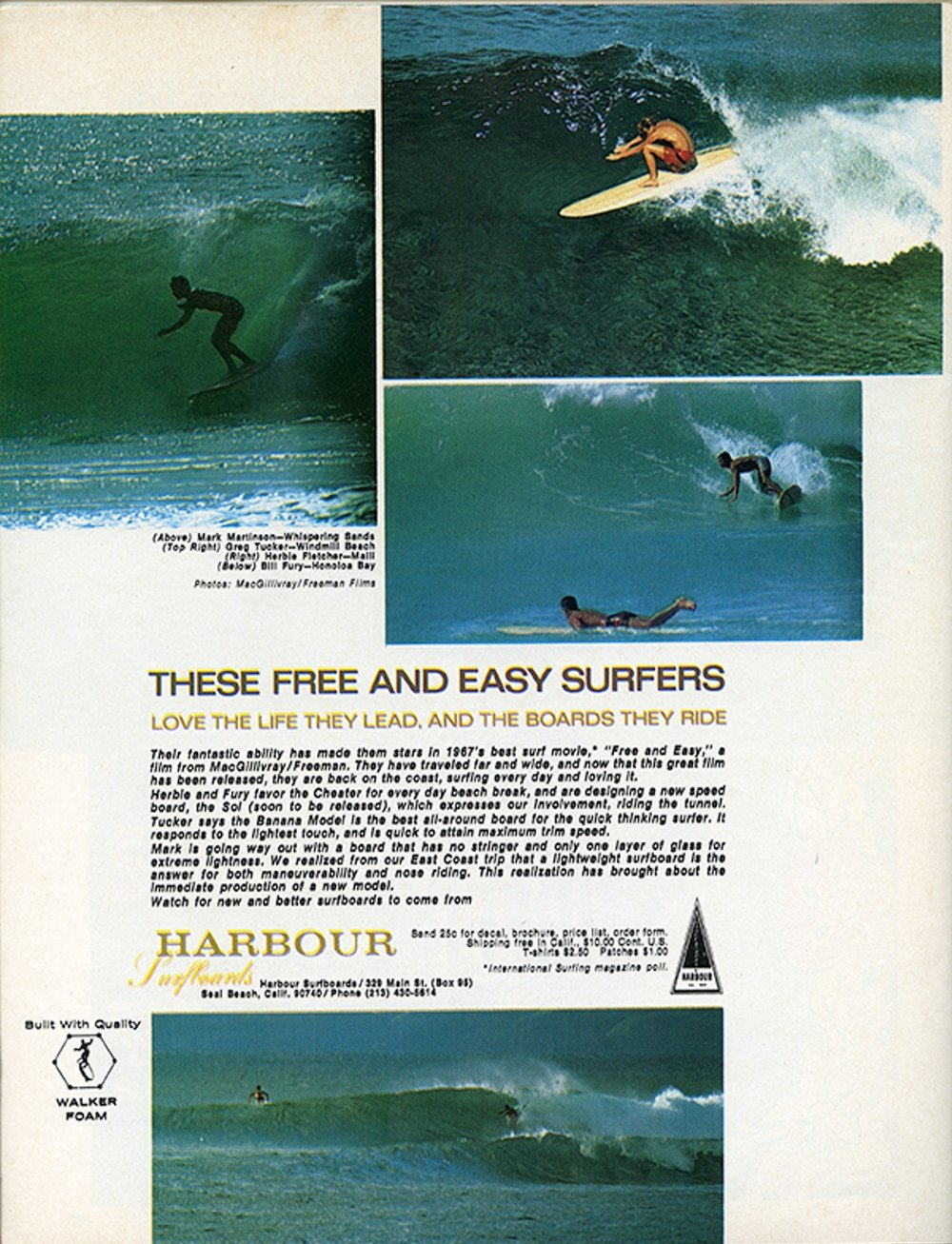 SURFER MAG 1967 NOV VOL8