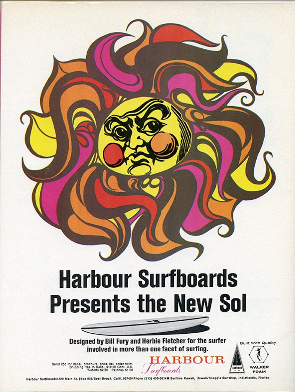 SURFER MAG 1967 JAN VOL8