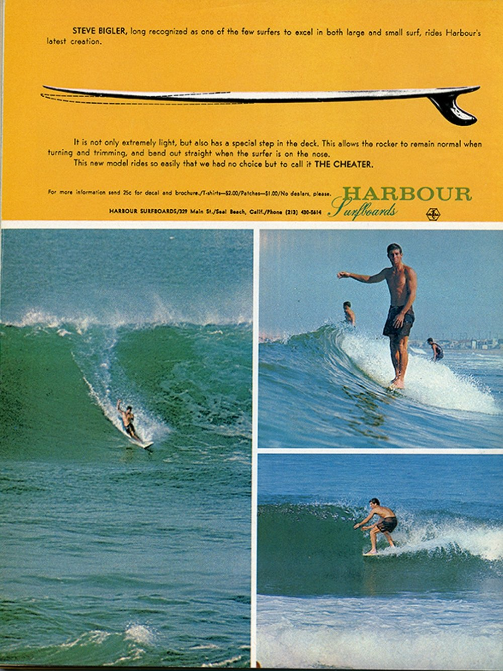 SURFER MAG 1966 SEPT VOL7