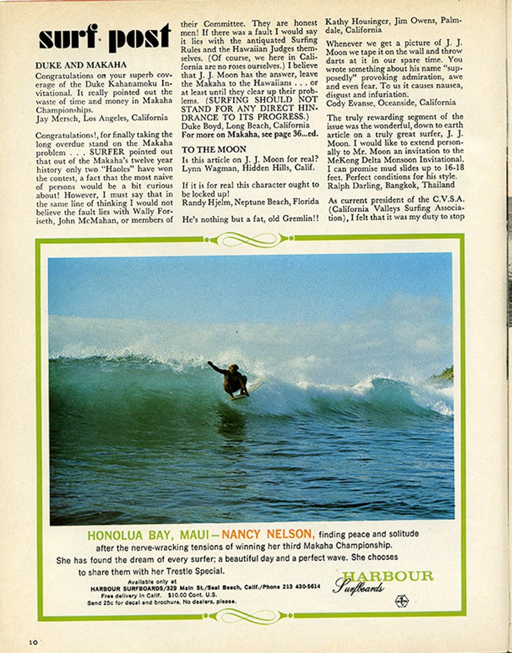 SURFER MAG 1966 MAY VOL7