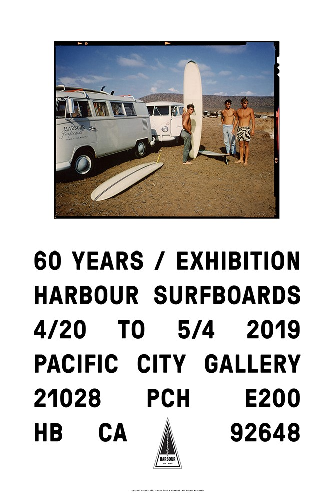 A LOOK BACK AT 60 YEARS: HARBOUR SURFBOARDS — Harbour Surfboards