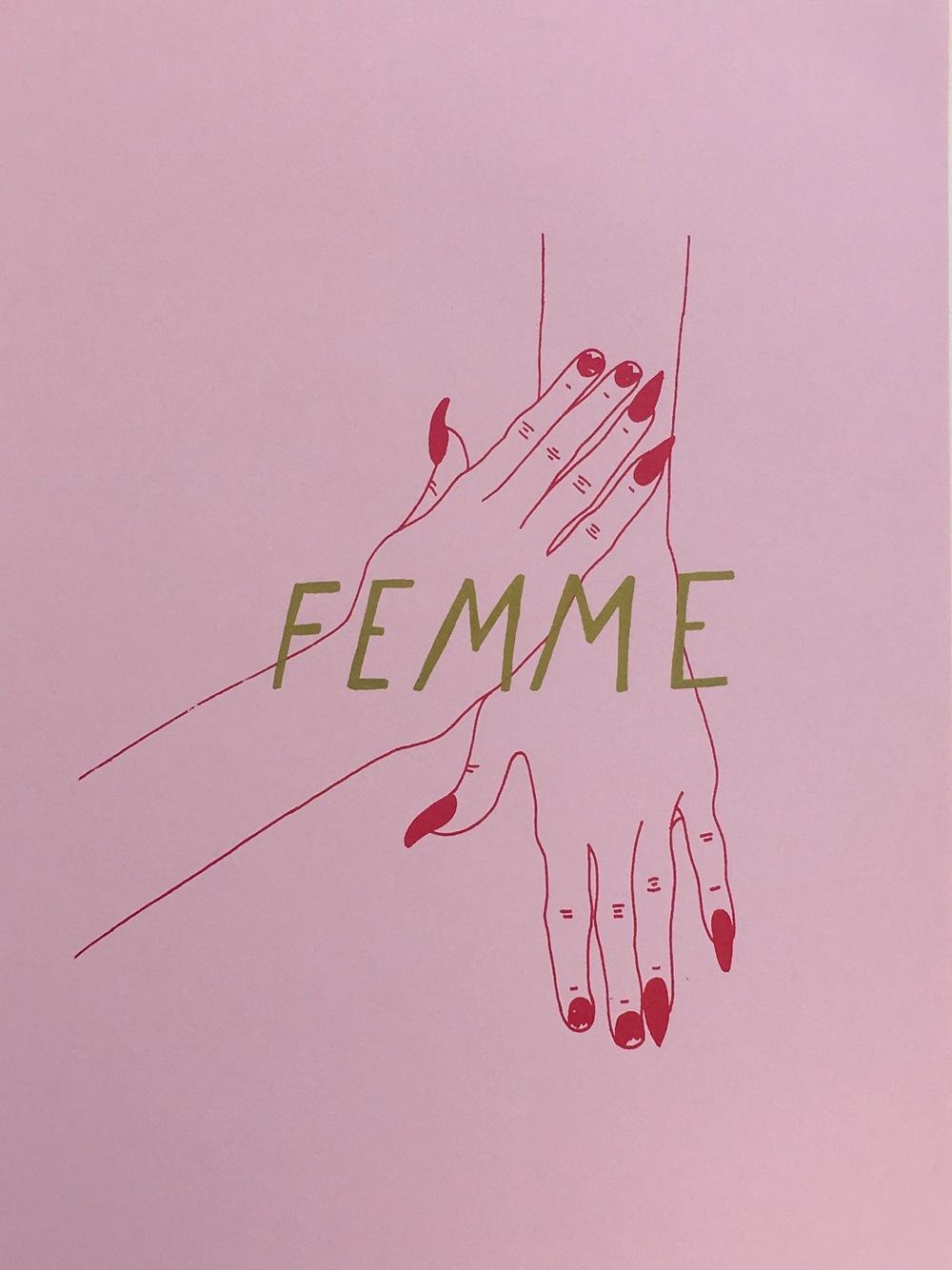 Femme Print