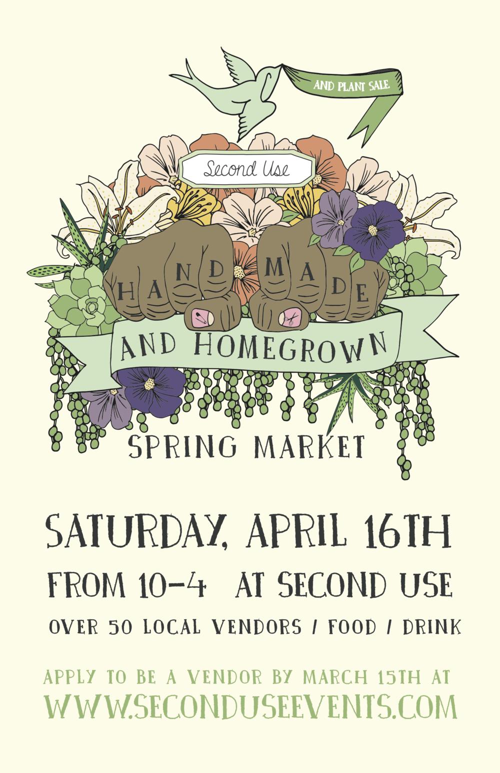 11x17 Spring Handmade Market Large Flyer 2016.png