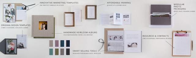 photography marketing kit