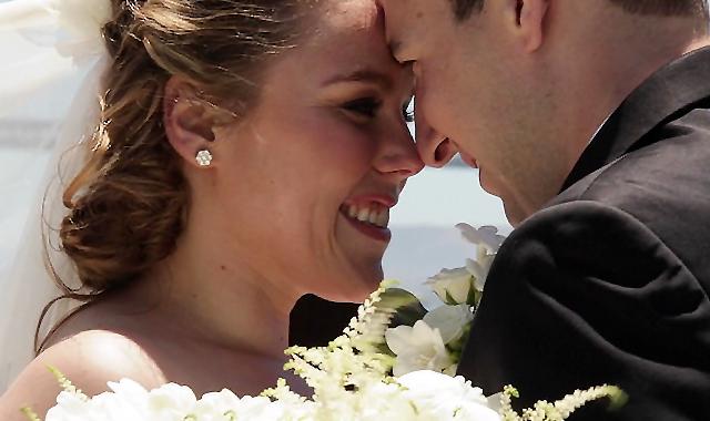 Ashley + Joseph's Black Tie San Francisco Wedding
