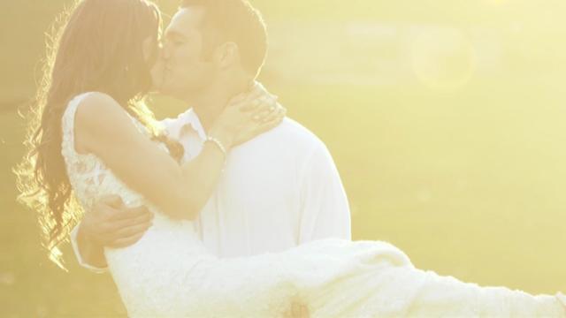 Lisa + Ben's Romantic Wedding Highlight Film