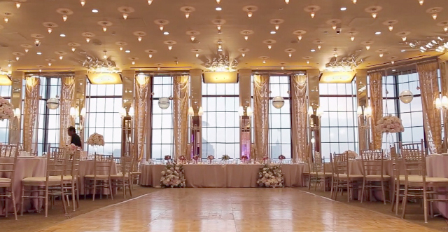 Luxury weddings at the san francisco westin st francis hotel best san francisco wedding venues junglespirit Images