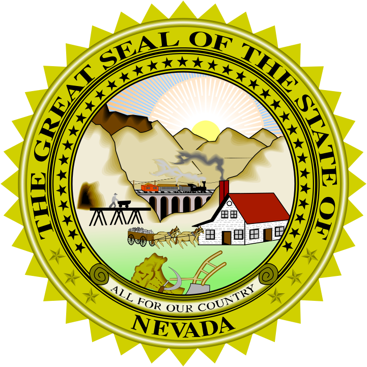 "According to a former Nevada state archivist, ""   The motto essentially states that Nevada, first and foremost, would give all its allegiance to the United States   ."" Bundy has demurred.  Source: Wikipedia."