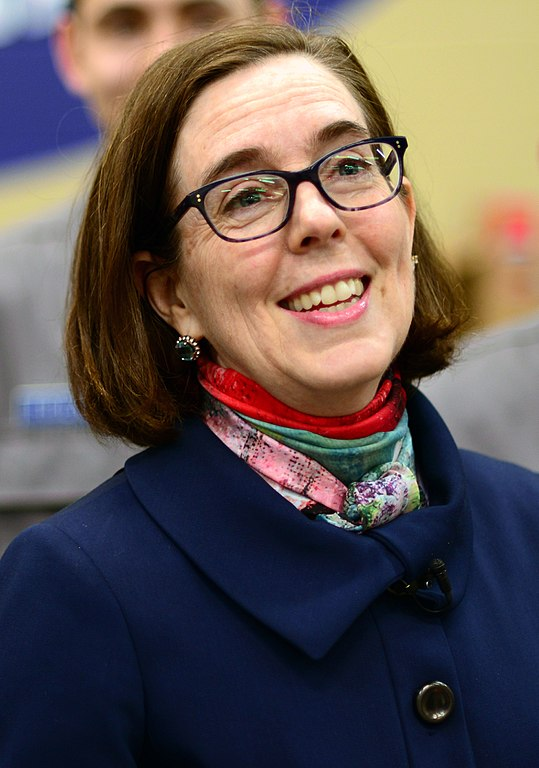 - Democratic Oregon Governor Kate Brown was re-elected, which is good news for both the Elliott State Forest and the Cascade-Siskiyou National Monument. Source: Wikipedia