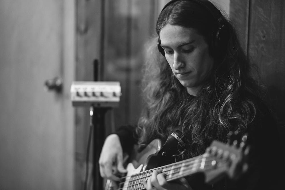 photo by Daniel Cavazos at The Bubble Studio (November 16, 2015)
