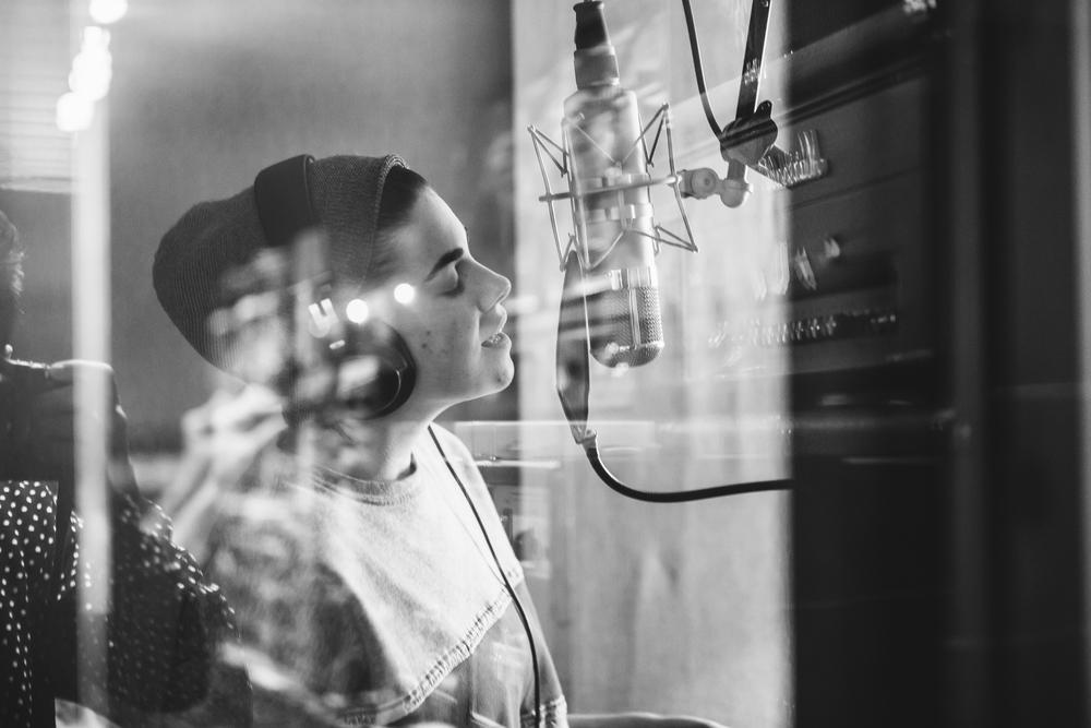 photo by Daniel Cavazos at The Bubble Studio (November 23, 2015)