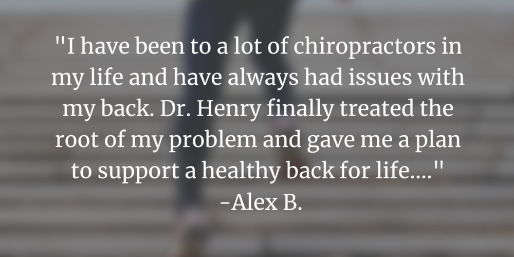 chiropractor near me back pain
