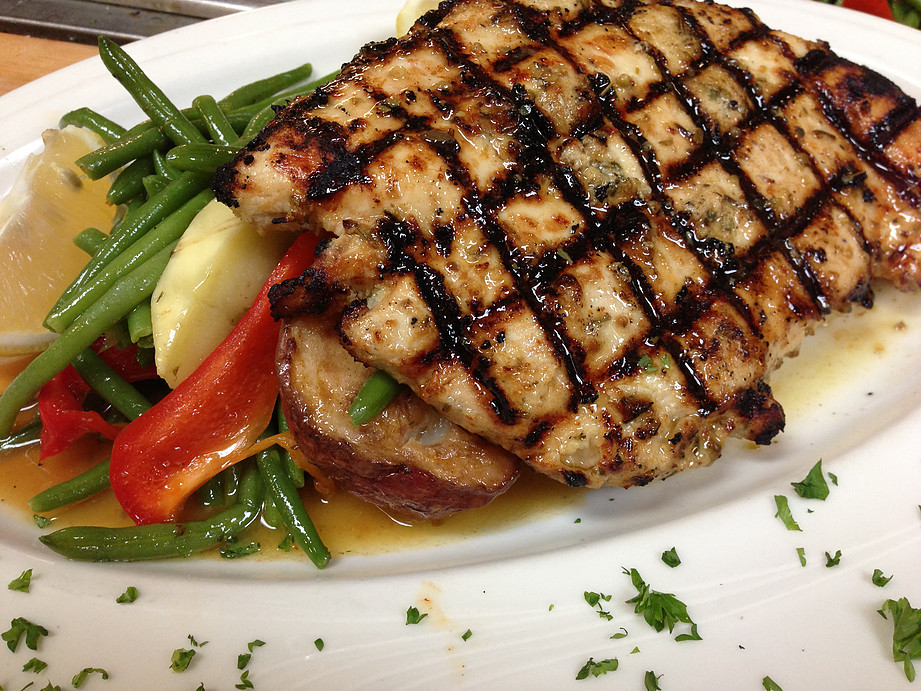 Taverna Char- Grilled Chicken Breast