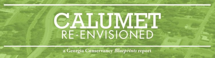 Calumet village blueprints georgia conservancy the georgia conservancy has been actively engaging and collaborating with citizens and community leaders in lagrange georgia to design a sustainable road malvernweather Choice Image