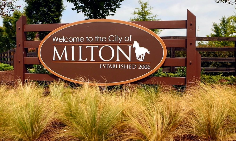 Photo: City of Milton