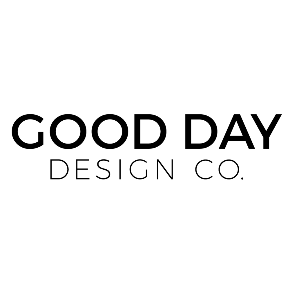 Good Day Design Co.  - Email: info@gooddaydesignco.comWebsite: gooddaydesignco.com
