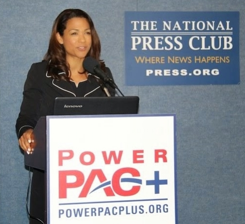 Aimee Allison - Race Will Win the Race - National Conference