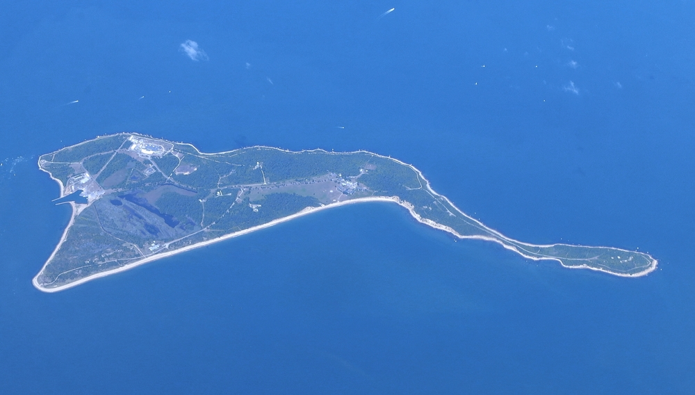 Plum Island, NY, USA – August 24, 2014