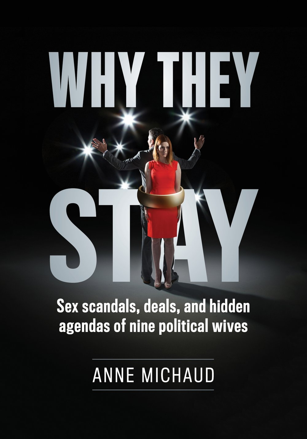 "Order a copy of ""Why They Stay"" by clicking    here   ."