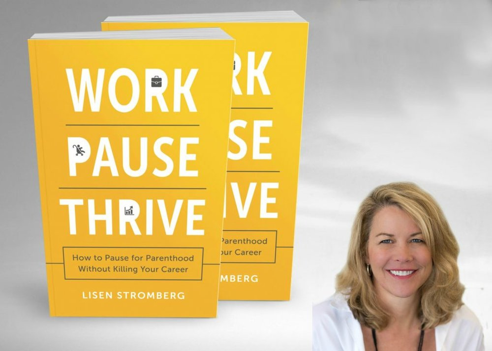 A new book from journalist Lisen Stromberg, Work Pause Thrive, offers a collective agenda for working families. (Photo: LisenStromberg.com)