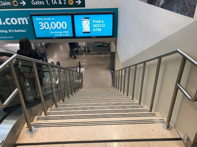 San Diego International Airport Terminal 1 Handrail Replacement 2.jpg