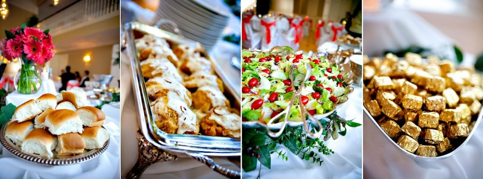Wedding — Jackson's Five Star Catering