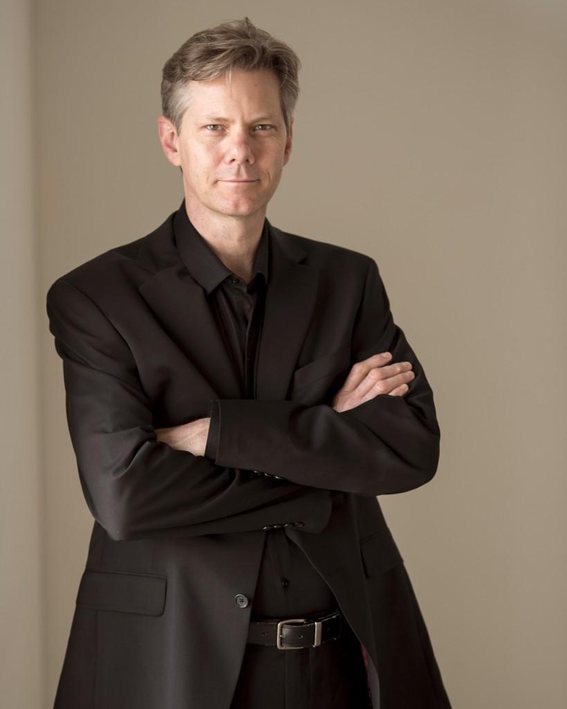 Adam Flatt, guest conductor
