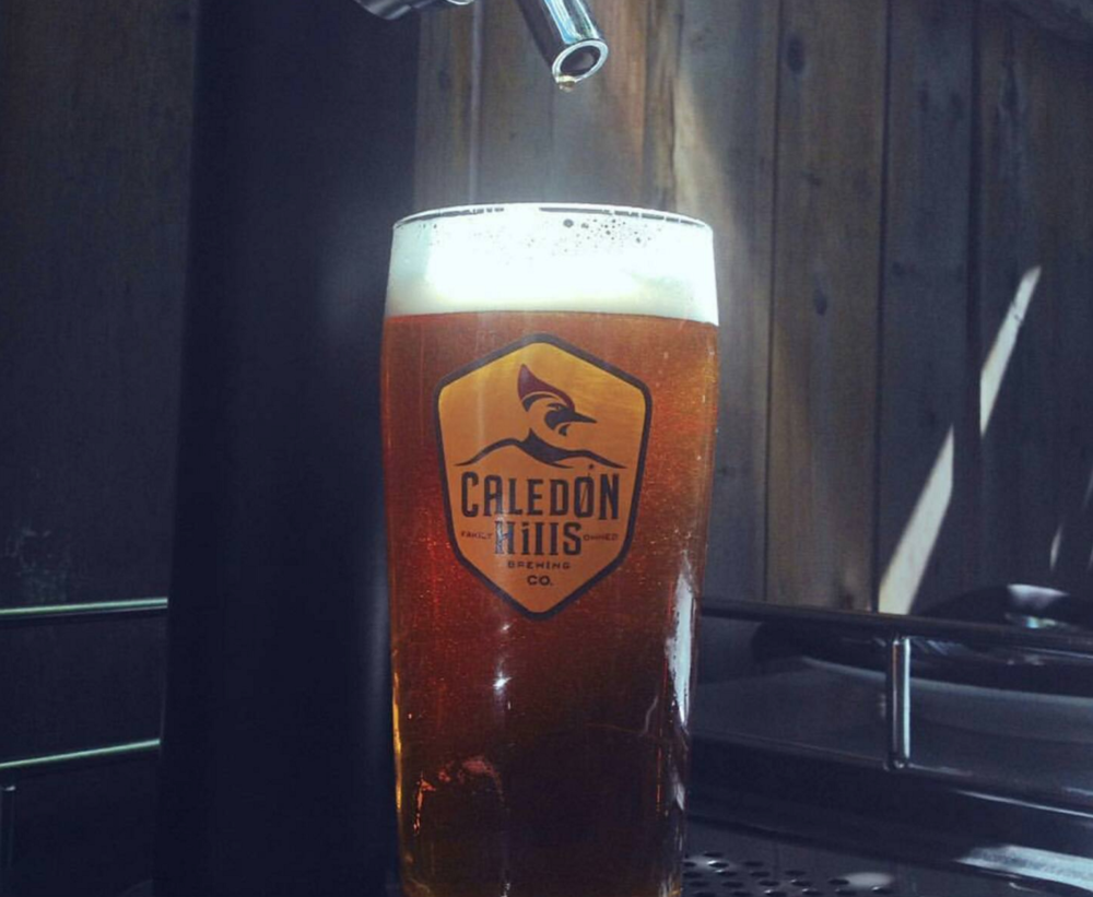 Photo: Caledon Hills Brewing Company Craft Beer