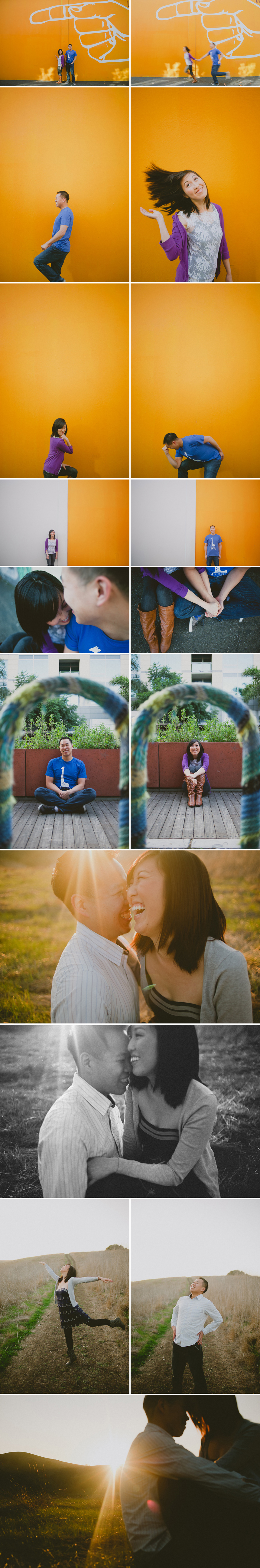 encarnacion photography engagement session