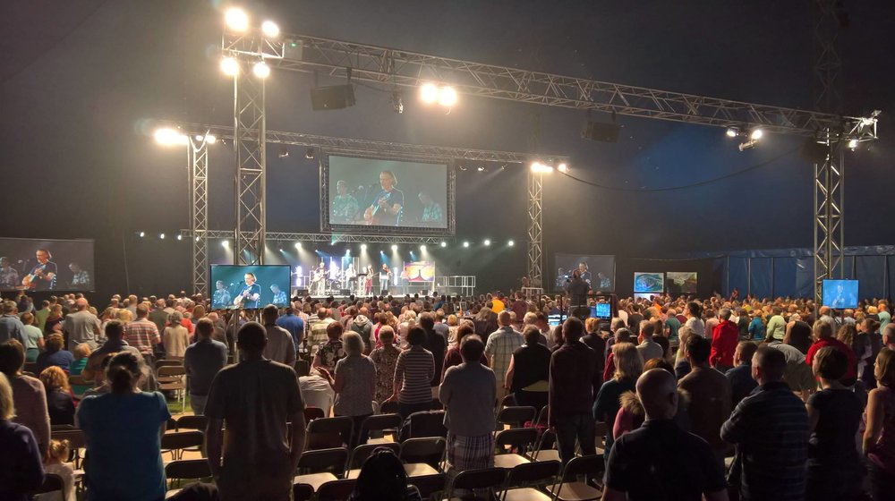 TRANSFORM Big Top Worship