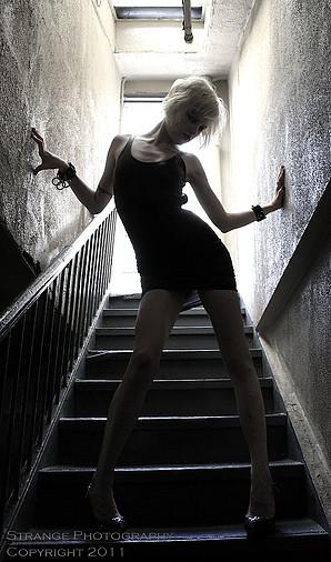 Model - Annika Amour