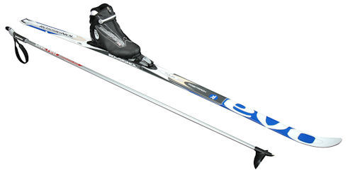 The Skinny on Recreational Cross Country Ski Gear 336a79d1d