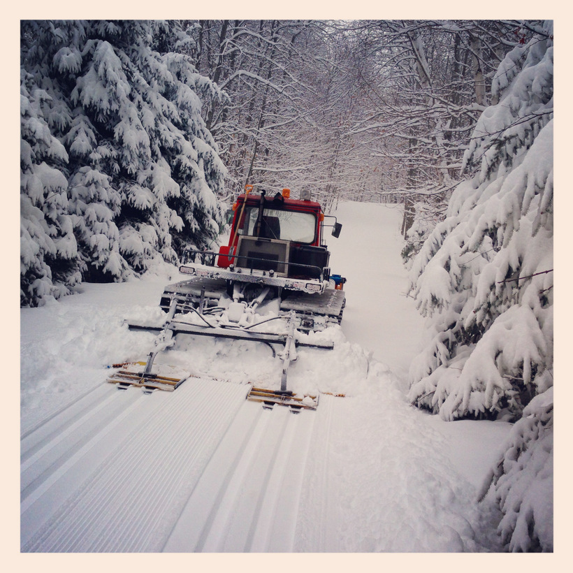 Trail Conditions – Cross-Country Skiing   Three Rivers ...  Cross Country Ski Trail Grooming