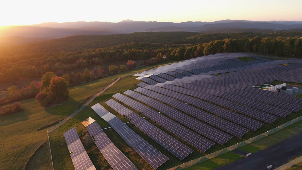 Gore Mountain's new solar array