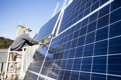 Solar panel installed at Killington for 3 million kWh annually