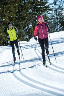 XC skiing for recreation, fitness, getting outdoors in the winter