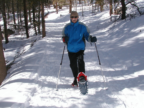Snowshoers at any age - SnowshoeMag.com