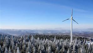 Bolton Valley Resort in VT windmill