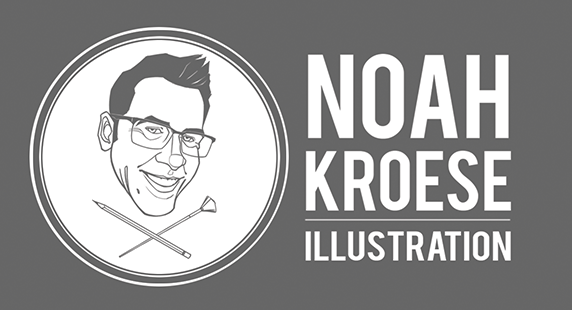 NOAH KROESE ILLUSTRATION