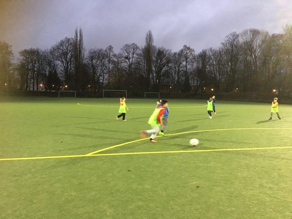 Soccer in Reinickendorf