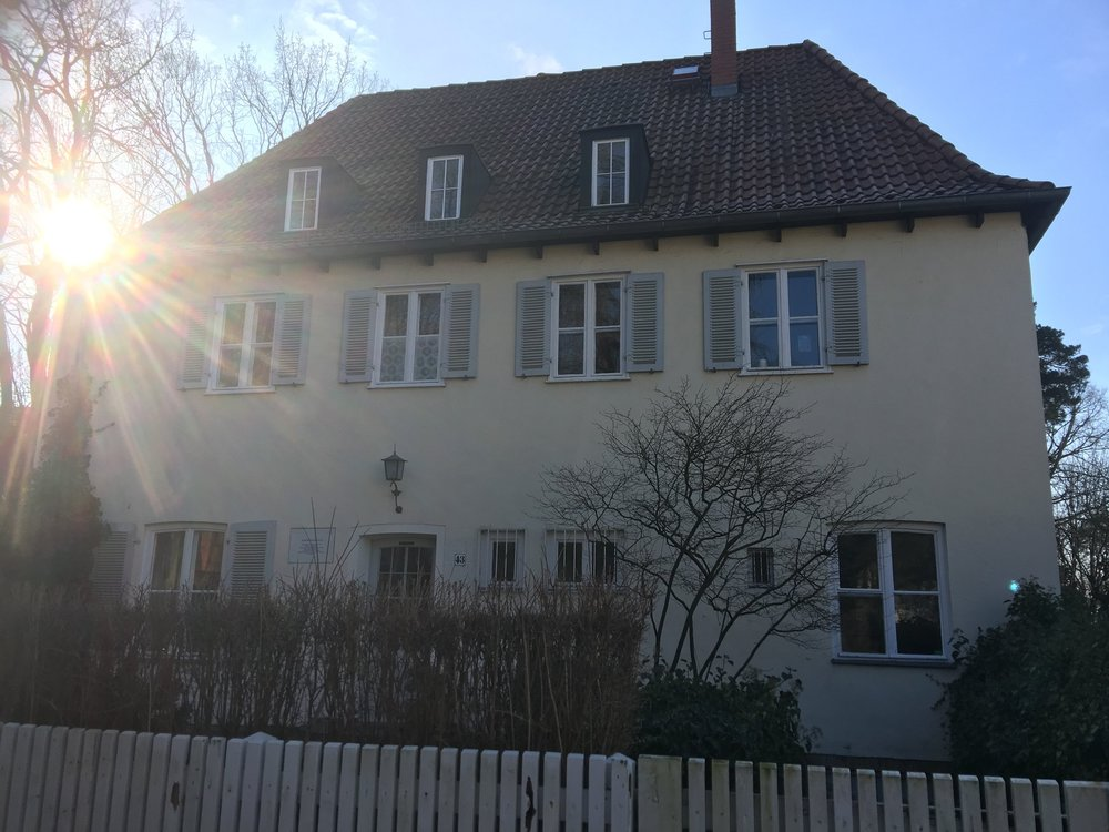 Bonhoeffer Haus