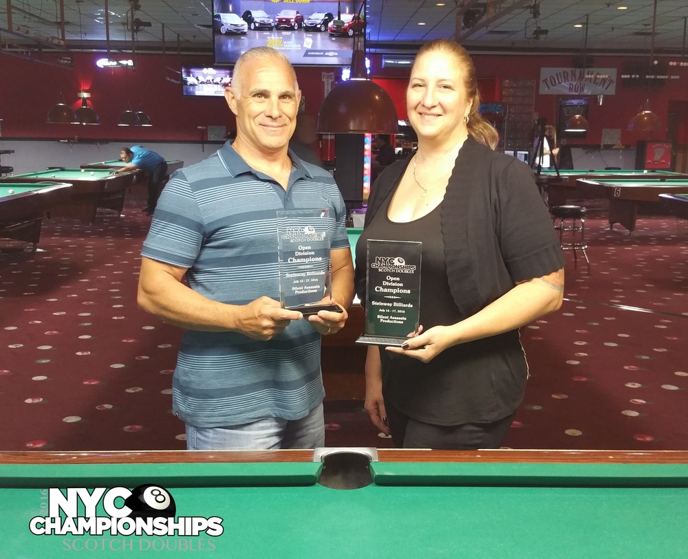 Open: Philip Grieco & Diane Policastro