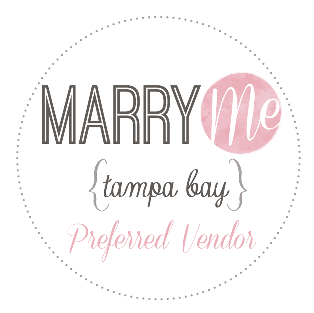 Marry Me Tampa Bay Florida Wedding Videographer