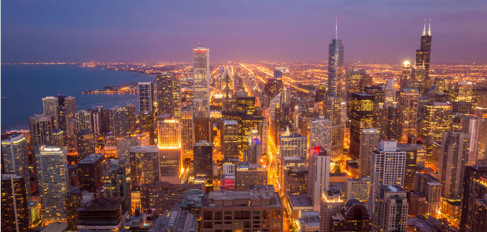 There no place like Chicago...